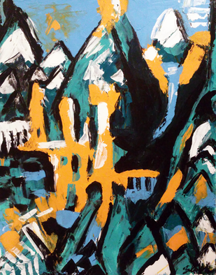 Turquoise Mountains