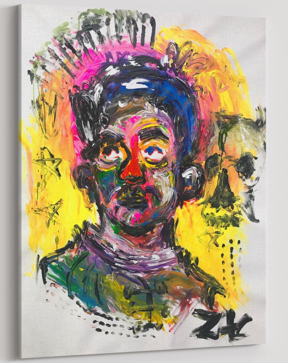Portrait Study 32
