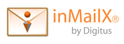 inMailX by Digitus Logo White Large