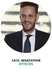 SAUL WAKERMAN