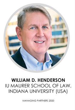 William D Henderson