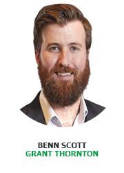 BEN SCOTT