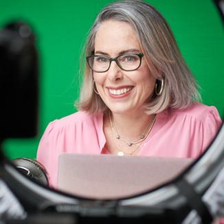 Clare Forestier, Event Host, Speak Up Event Hosting & Communication Training