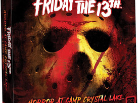 Check Out This New Friday The 13th Board Game
