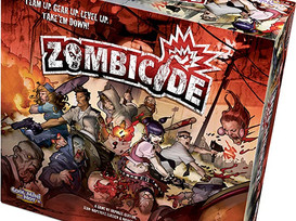 Get Through These Long Boring Days With This Classic Zombie Board Game!