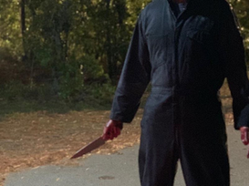 New Photo Of Michael Myers Released From The Upcoming 'Halloween Kills' Film!!