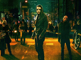 Image And Plot Details Released for 'THE FOREVER PURGE'