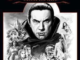 Graphic Novel Adaptation of Bram Stoker's Dracula On The Way! Will Use Lugosi Likeness