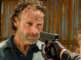 The Walking Dead Films Based Around Rick Grimes Could Receive A Hard R Rating!
