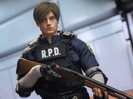 Resident Evil Fans: This Leon Kennedy Figure Is To Die For!