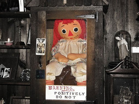 Did The Real Annabelle Doll Escape? We Have The Answer