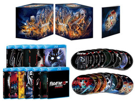 """Scream Factory's Friday The 13th Box Set Will Include """"Long Lost Gore"""" From Part 2!!"""
