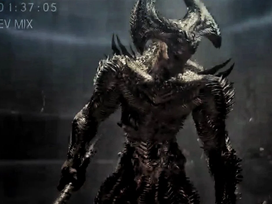 Zack Snyder Reveals His Steppenwolf Redesign For HBO Max Cut