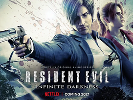 TRAILER | New Trailer + Details Released For The Upcoming RESIDENT EVIL Animated Series!!