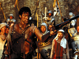 Army of Darkness 4KUHD Release From Scream! Factory Was Leaked!