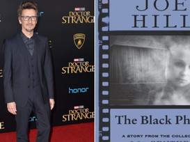 Director Of SINISTER & DOCTOR STRANGE To Direct An Adaption Of A Joe Hill Story!