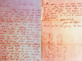 September 27th, 1888, The First Jack The Ripper Letter Was Received