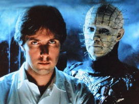 """Clive Barker Is Back. Teases New Collection """"FEAR ETERNAL"""" & New Novel!"""