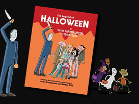 HALLOWEEN Being Turned Into... A Children's Book??