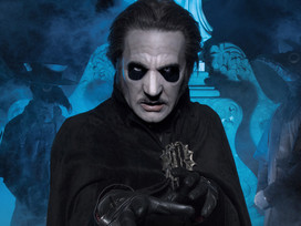 New GHOST Album Coming This Winter!!