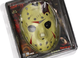 The Part 5 Mask Sold Out In One Day... But You Can Still Get This Friday The 13th Part 4 Mask!