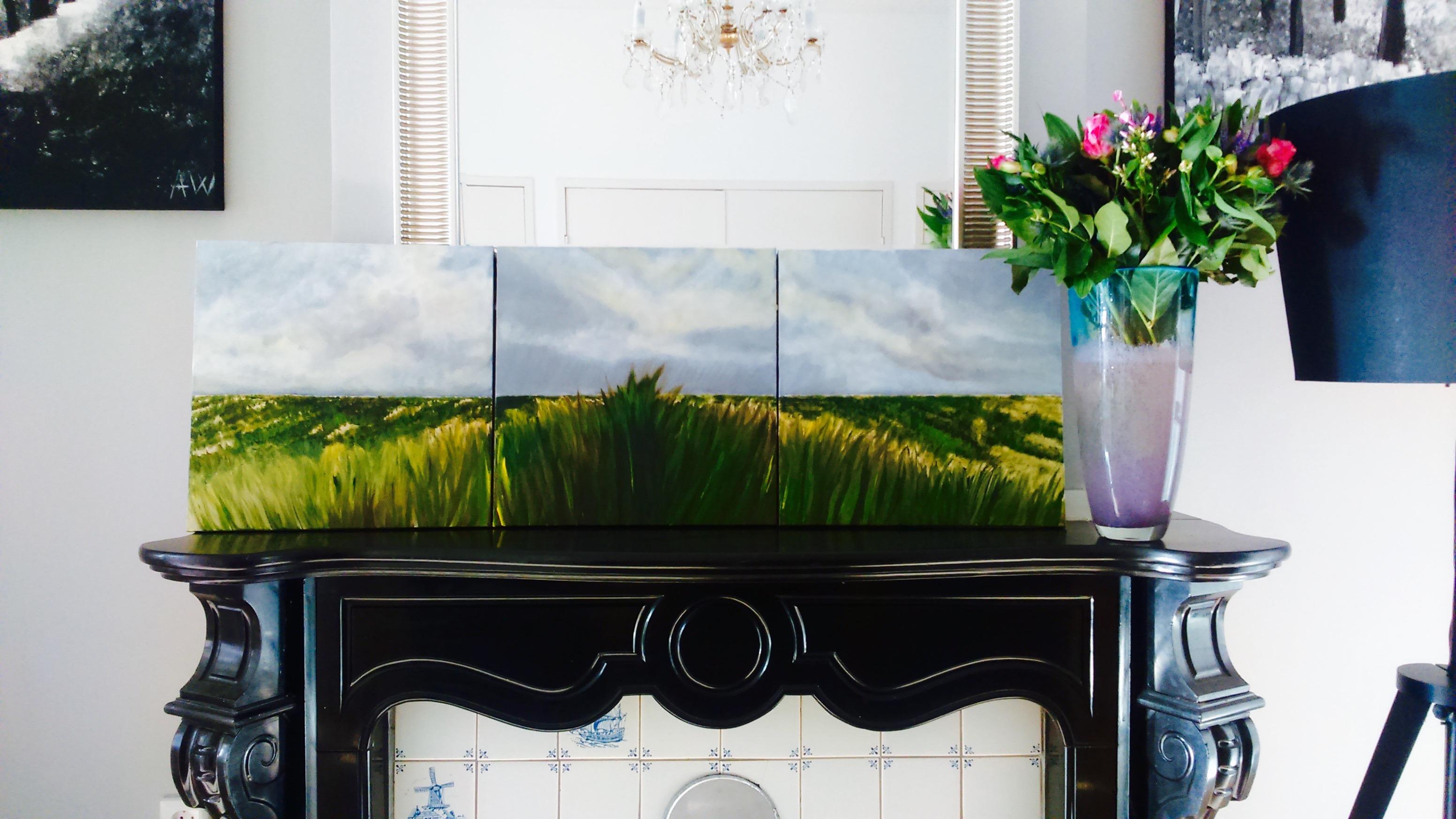 Original painting. Aurelija-Designs.