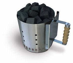 Charcoal Starter 2 Kg ECO-056 - Photo 2.