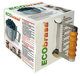 Charcoal Starter 2 Kg ECO-056 with Box -