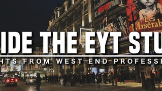 EYT Talks To The West End Stars