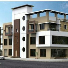Commercial &recidential bulding @ Periyar Nagar
