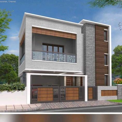 Individual villa @ Madhavaram