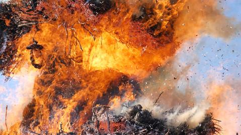 ジョイス・ラム『食火』の音楽を担当しています。