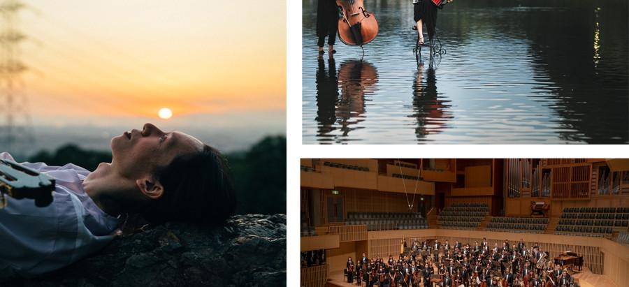 京セラ美術館 オオルタイチ+mama!milk+京都市交響楽団  のコンサートに出演します。