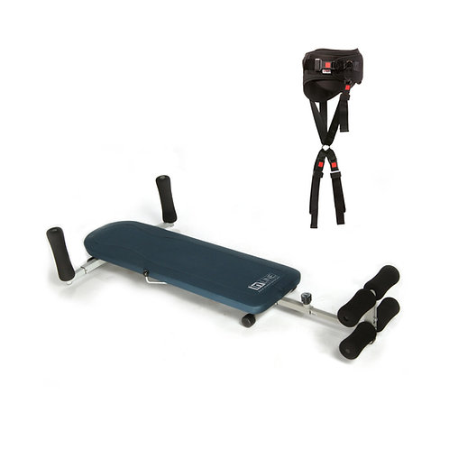 Inversion Belt & Stretch Bench Combo