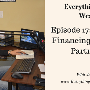 EAW 17: Pandemic Financing Options & Partnering with James Eng