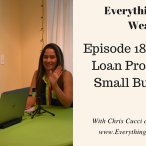 EAW 18: Pandemic Loan Programs for Small Businesses