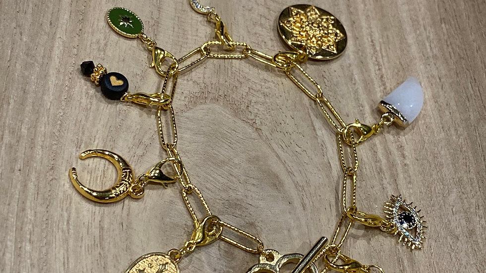 Charmes pour Bracelet Colette