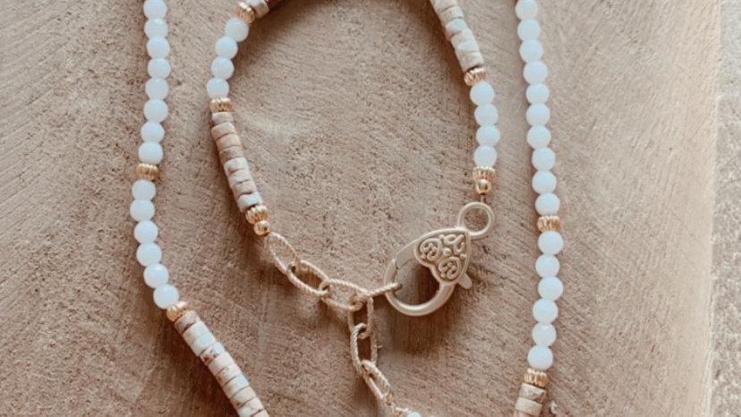 Bracelet «Beige mon amour»