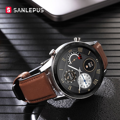 Men's ECG Smart Watch Bluetooth Sport/Fitness for Android, Apple Xiaomi Huawei