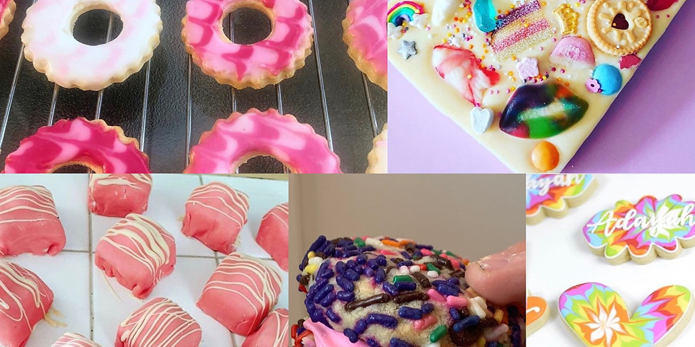 IN-PERSON 2 Day Baking & Cookie Challenge Camp