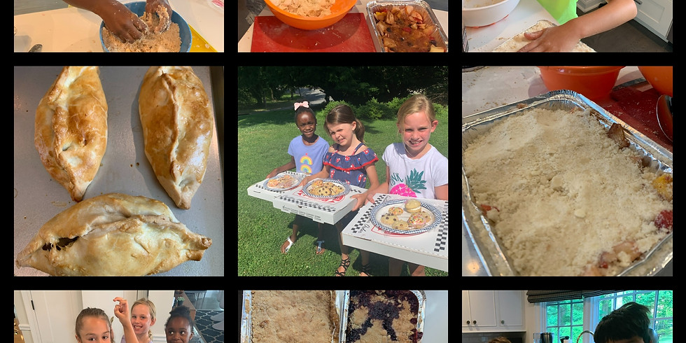3 Day Cooking and Baking Camp