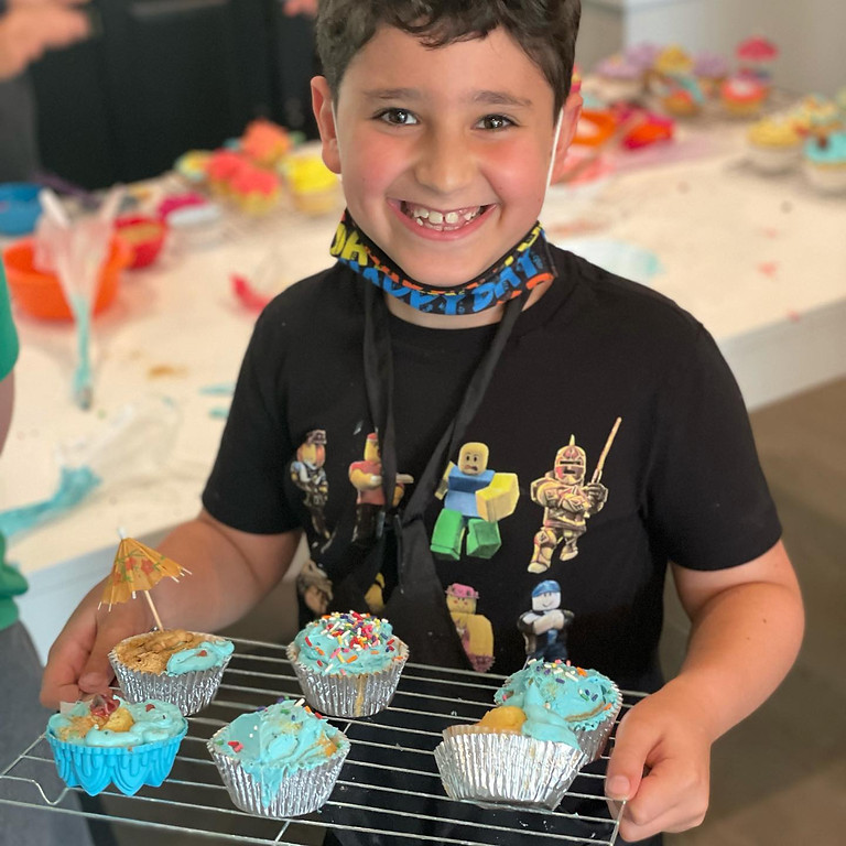 """""""Pop Up Tuesday"""" Summer Foodies Baking Camp"""