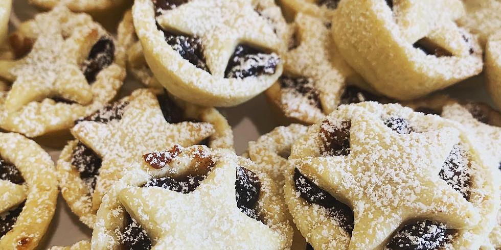 Friday Dec 18 @ 4pm - Amazing Mince Pies
