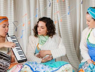 Música para bebês - Canções de ninar para dar colo e acalmar
