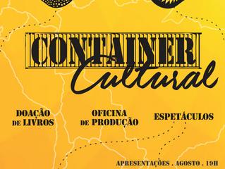 Container Cultural desembarca nos Campos Gerais do Paraná