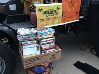 Campanha de Doação de Livros - Container Cultural 2ª Edição