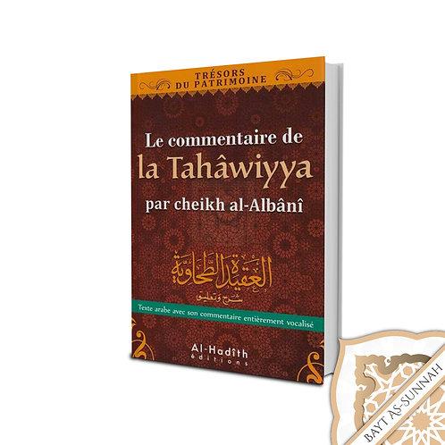 LE COMMENTAIRE DE LA TAHAWIYYA PAR CHEIKH AL ALBANI