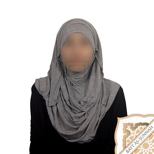 Hijab à enfiler