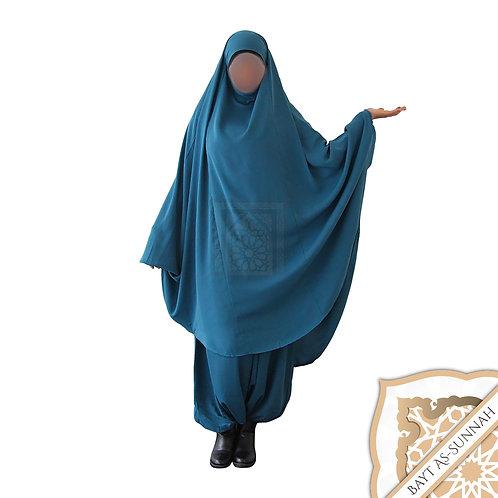 Jilbeb Bleu Océan (Sarwel)