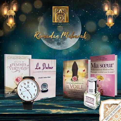 Coffret Ramadan Femme